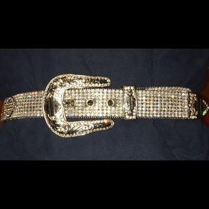 Harley Davidson Saturday night belt